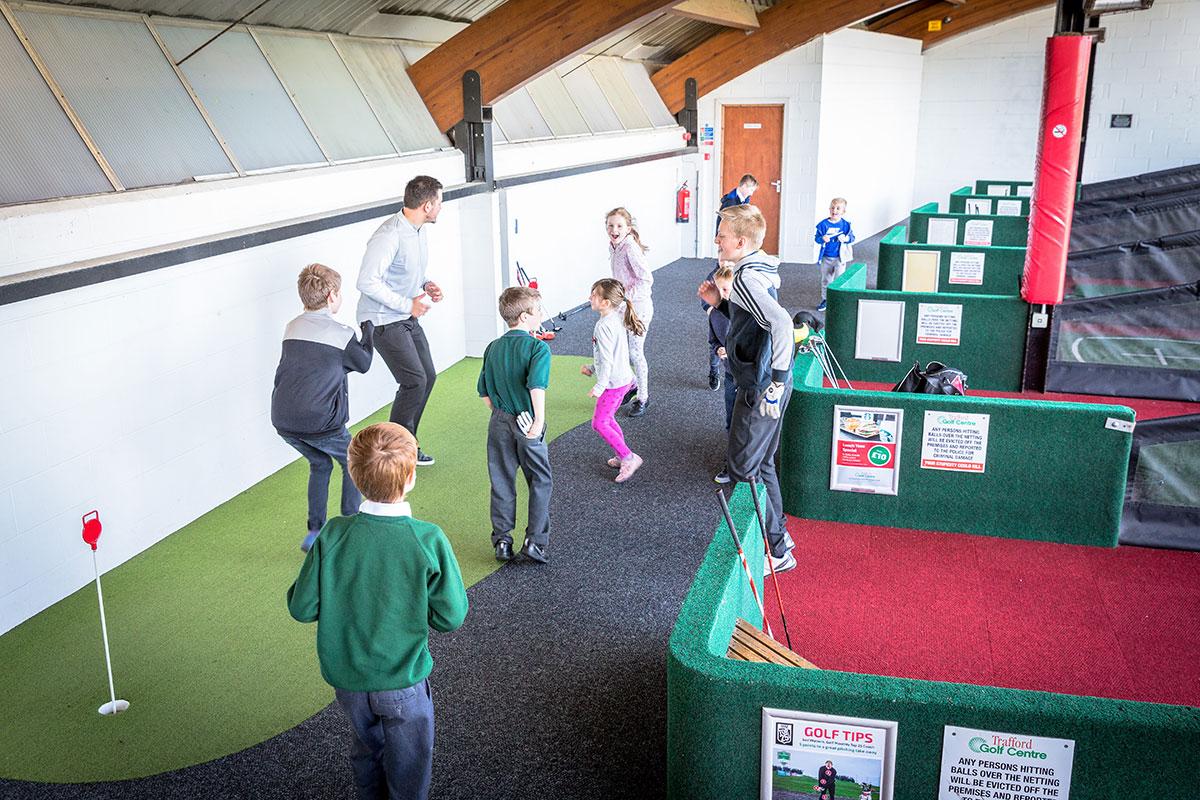Kids Golf Parties
