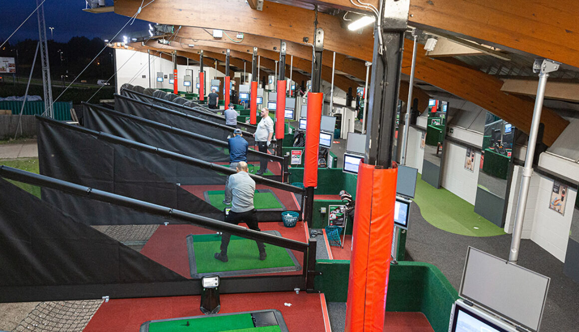 TRAFFORD GOLF CENTRE CONTINUES TO SOAR AMID TESTING TIMES FOR VISITOR ATTRACTIONS